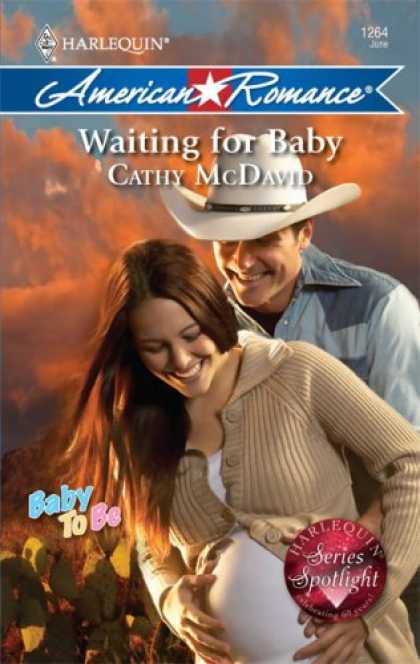 Books About Parenting - Waiting for Baby (Harlequin American Romance Series)