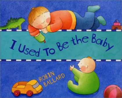 Books About Parenting - I Used To Be the Baby