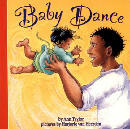 Books About Parenting - Baby Dance (Harper Growing Tree)