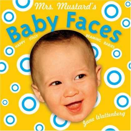 Books About Parenting - Mrs. Mustard's Baby Faces (Mrs. Mustards)