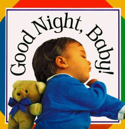 Books About Parenting - Good Night Baby (Soft-to-Touch Books)