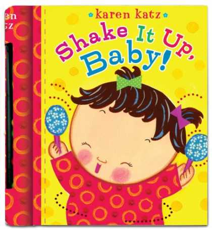 Books About Parenting - Shake It Up, Baby!