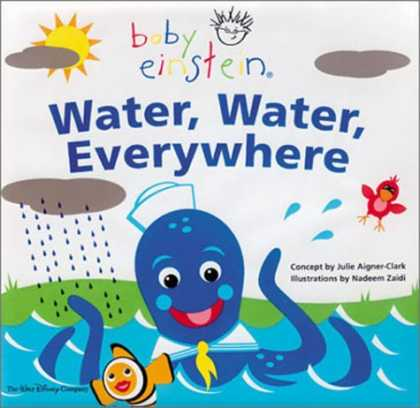 Books About Parenting - Baby Einstein: Water, Water Everywhere