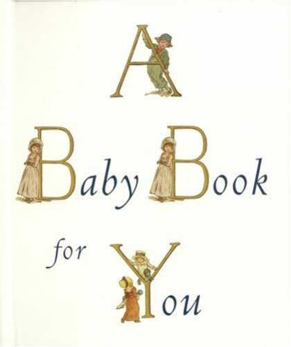 Books About Parenting - A Baby Book for You (Boston Museum of Fine Arts)
