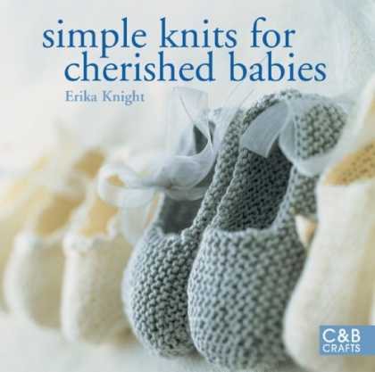 Books About Parenting - Simple Knits for Cherished Babies