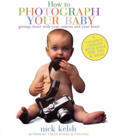 Books About Parenting - How to Photograph Your Baby