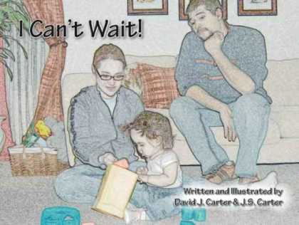 Books About Parenting - I Can't Wait!