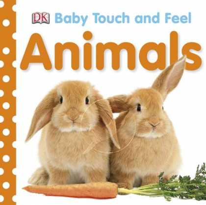 Books About Parenting - Animals (Baby Touch and Feel)