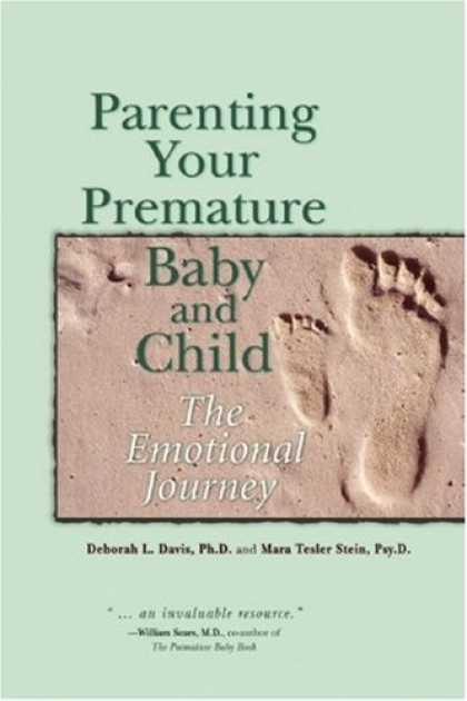 Books About Parenting - Parenting Your Premature Baby and Child: The Emotional Journey