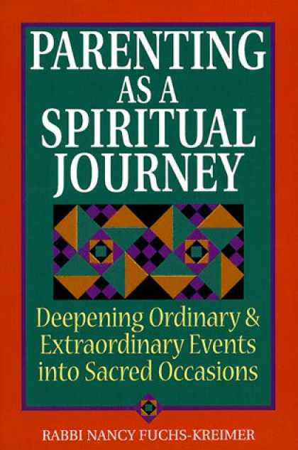 Books About Parenting - Parenting as a Spiritual Journey