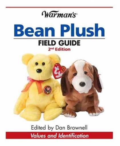 Books About Parenting - Warman's Bean Plush Field Guide: Values and Identification