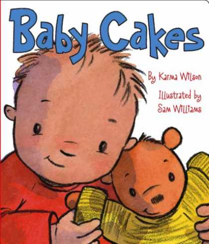 Books About Parenting - Baby Cakes