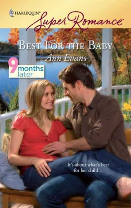 Books About Parenting - Best for the Baby (Harlequin Superromance)
