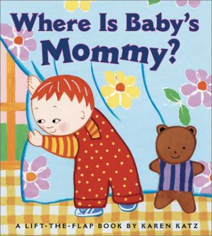 Books About Parenting - Where is Baby's Mommy?