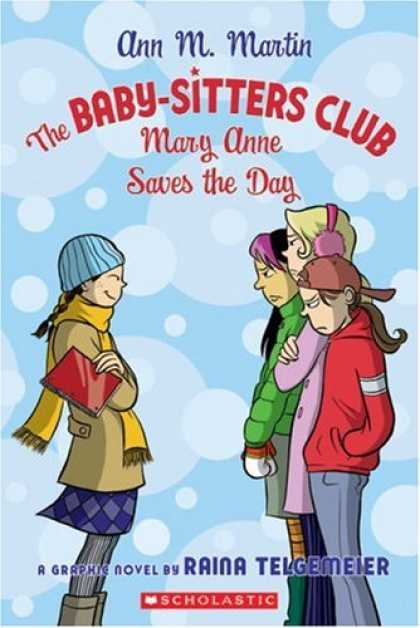 Books About Parenting - The Baby-Sitters Club: Mary Anne Saves The Day (BSC Graphix)