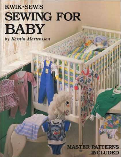 Books About Parenting - Kwik Sew's Sewing for Baby