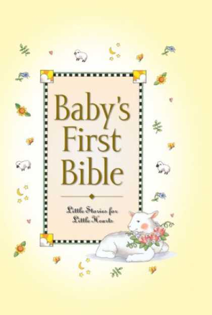 Books About Parenting - Baby's First Bible