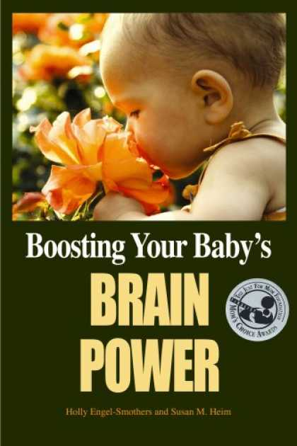 Books About Parenting - Boosting Your Baby's Brain Power