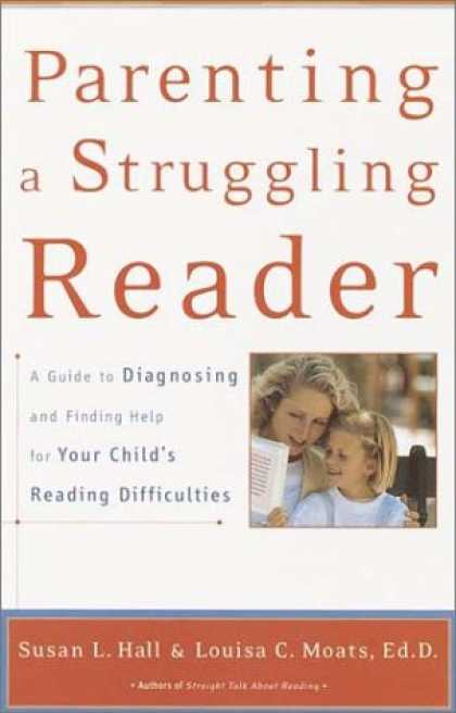 Books About Parenting - Parenting a Struggling Reader