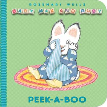 Books About Parenting - Peekaboo (Baby Max and Ruby)