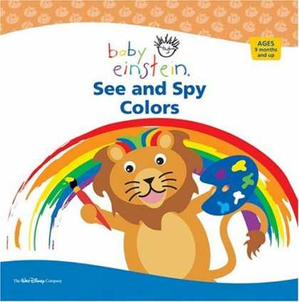 Books About Parenting - Baby Einstein: See and Spy Colors