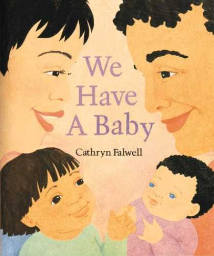 Books About Parenting - We Have a Baby