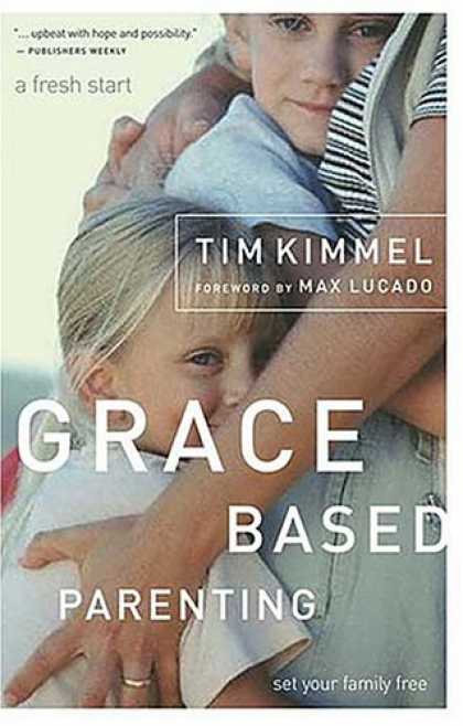 Books About Parenting - Grace-Based Parenting