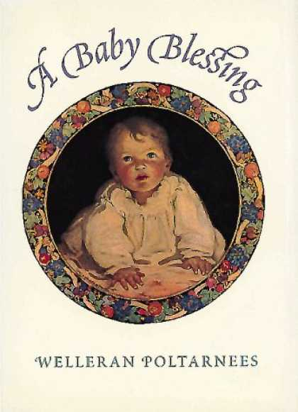 Books About Parenting - A Baby Blessing