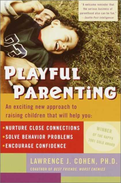 Books About Parenting - Playful Parenting