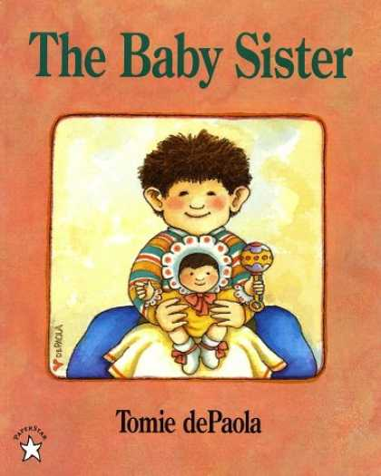 Books About Parenting - The Baby Sister (Picture Books)