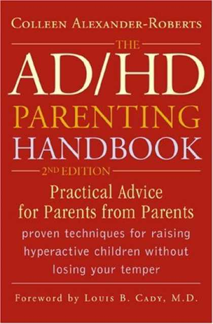 Books About Parenting - AD/HD Parenting Handbook: Practical Advise for Parents