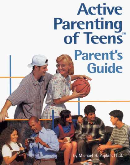 Books About Parenting - Active Parenting of Teens Parent's Guide