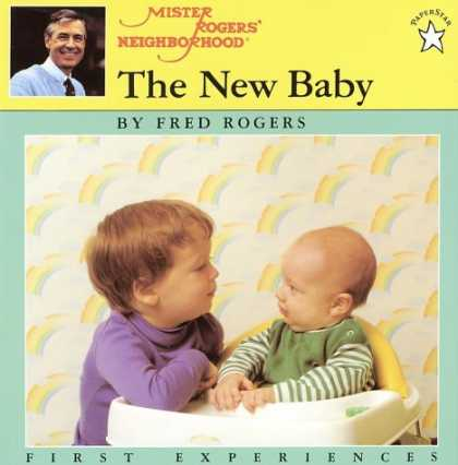 Books About Parenting - The New Baby (Paperstar)