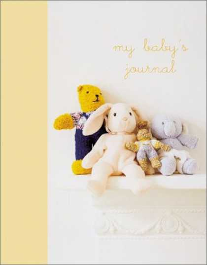 Books About Parenting - My Baby's Journal (Journal Gift Book)