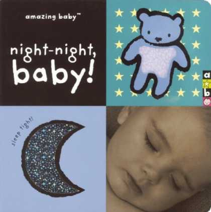 Books About Parenting - Amazing Baby: Night-Night, Baby!