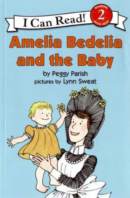 Books About Parenting - Amelia Bedelia and the Baby (I Can Read Book 2)
