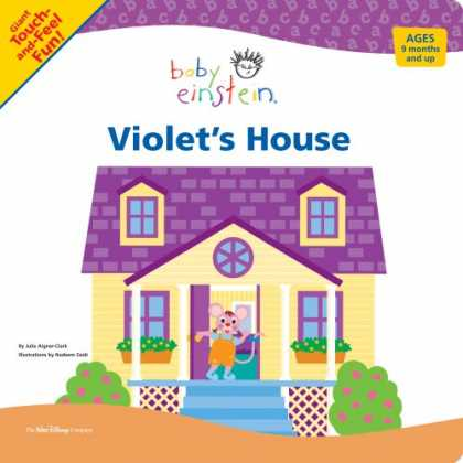 Books About Parenting - Baby Einstein: Violet's House (Disney Baby Einstein)