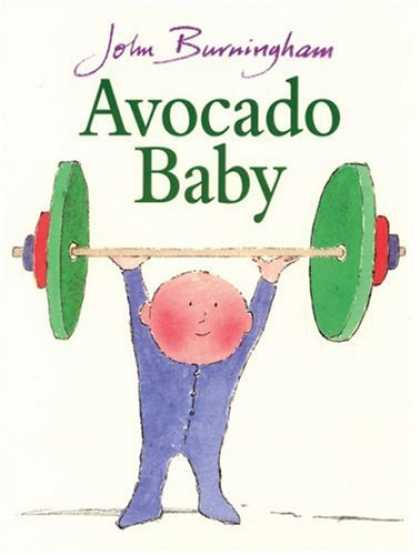 Books About Parenting - Avocado Baby (Red Fox picture books)