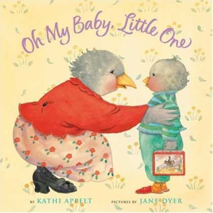 Books About Parenting - Oh My Baby, Little One