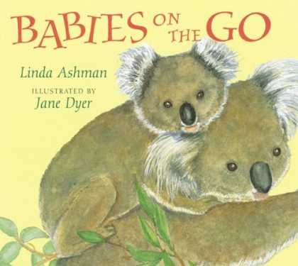 Books About Parenting - Babies on the Go