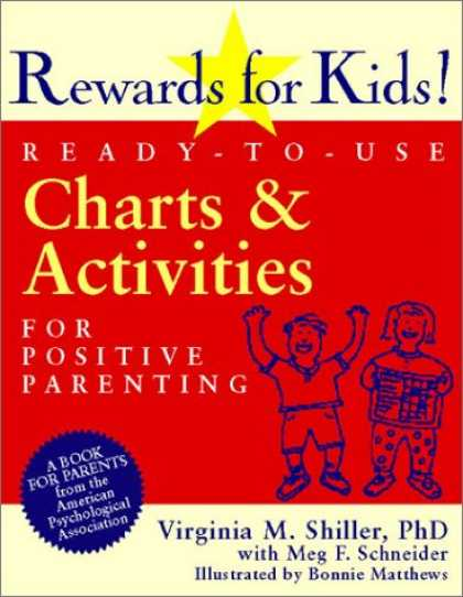 Books About Parenting - Rewards for Kids!: Ready-To-Use Charts & Activities for Positive Parenting