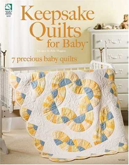 Books About Parenting - Keepsake Quilts for Baby 1412601