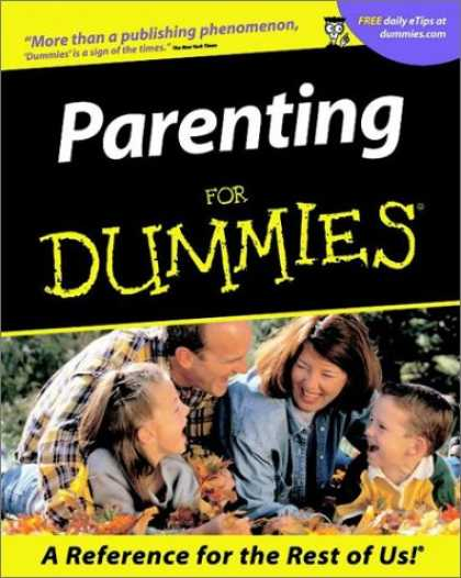 Books About Parenting - Parenting for Dummies