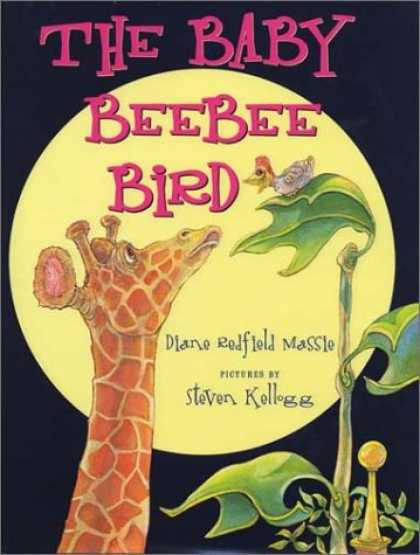 Books About Parenting - The Baby Beebee Bird