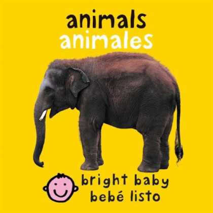 Books About Parenting - Bilingual Bright Baby Animals