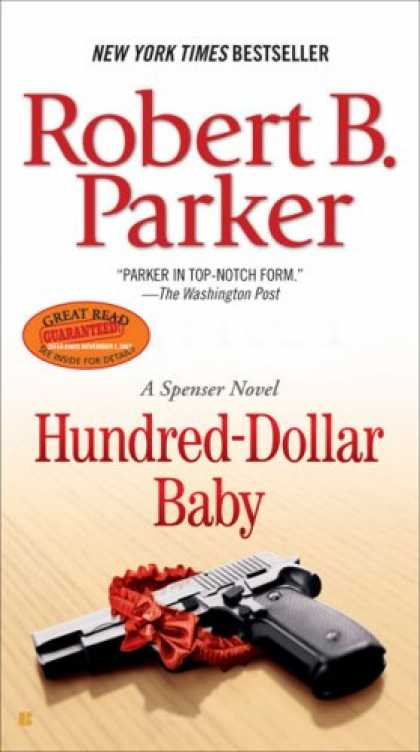 Books About Parenting - Hundred-Dollar Baby (Spenser)