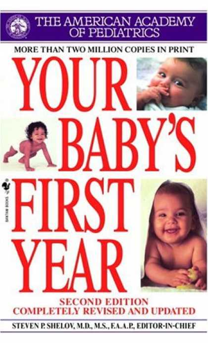 Books About Parenting - Your Baby's First Year (Second Edition)