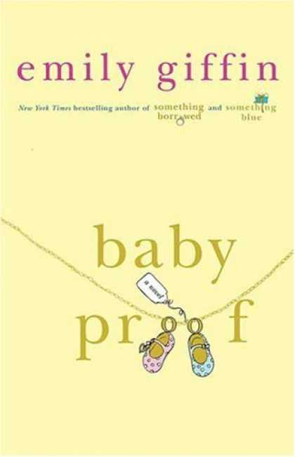 Books About Parenting - Baby Proof