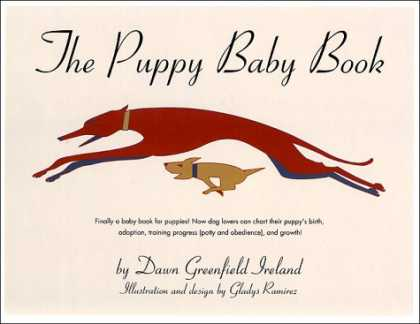 Books About Parenting - The Puppy Baby Book