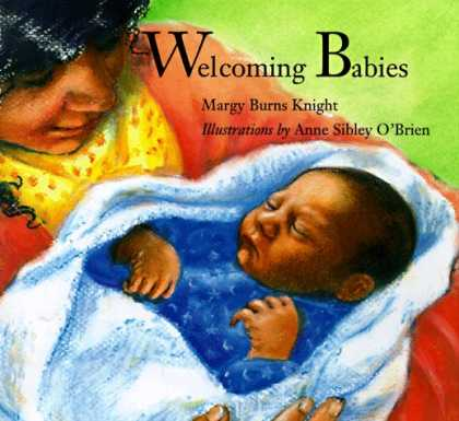 Books About Parenting - Welcoming Babies